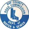 Bay County Department of Water and Sewer Utilities Logo
