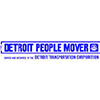 Detroit Transportation Corporation Transportation Logo