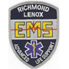Richmond and Lenox Townships Ambulance Authority Transportation Logo