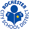 Rochester City School District Education Logo
