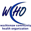 Washtenaw Community Health Organization Healthcare Logo