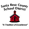 Santa Rosa County School District Testimonial Logo