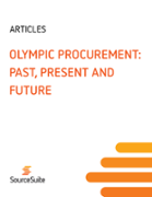 Olympic Procurement: Past, Present and Future