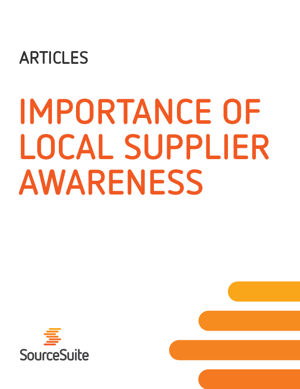 Importance of Local Supplier Awareness