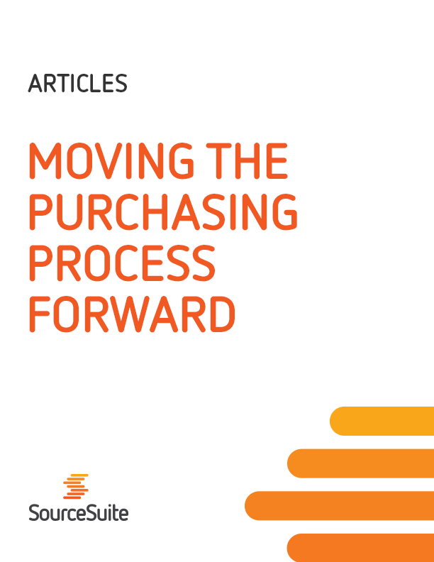 Moving the Purchasing Process Forward Article