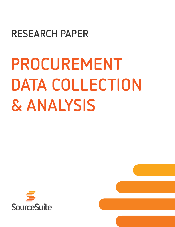 Procurement Data Collection & Analysis