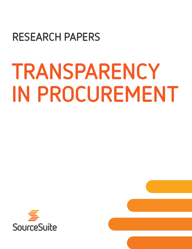 Transparency in Procurement: Challenges, Solutions & Emerging Trends